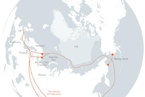 Arctic Connect, Cinia
