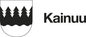 Kainuu-logo, mustavalkoinen